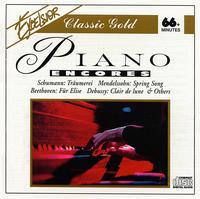Piano Encores - Balint Vazsonyi (piano); Leonard Hokanson (piano)