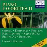 Piano Favorites II