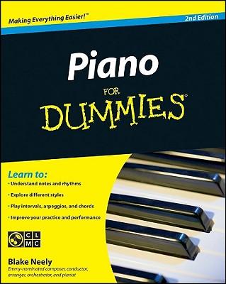 Piano for Dummies - Neely, Blake