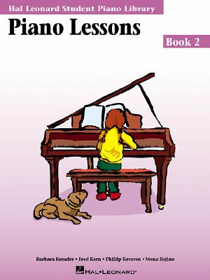 Piano Lessons Book 2: Hal Leonard Student Piano Library - Leonard, Hal, and Keveren, Phillip (Composer), and Rejino, Mona (Composer)