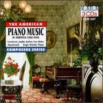 Piano Music in America 1900-1945