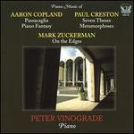 Piano Music of Copland, Creston & Zuckerman