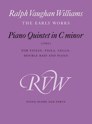 Piano Quintet in C Minor: Score & Parts - Vaughan Williams, Ralph (Composer)