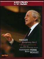 Pierre Boulez: Mahler - Symphony No. 2 - Resurrection [HD]