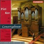 Piet Kee At The Concertgebouw