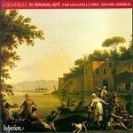 Pietro Antonio Locatelli: 10 Sonatas, Op8