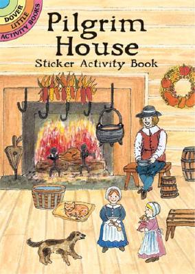 Pilgrim House Sticker Activity Book - Van Rynbach, Iris