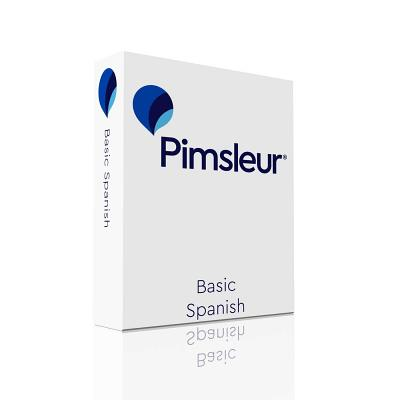 Pimsleur Spanish Basic Course - Level 1 Lessons 1-10 CD: Learn to Speak and Understand Latin American Spanish with Pimsleur Language Programs - Pimsleur