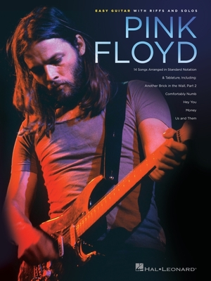 Pink Floyd: Easy Guitar with Riffs and Solos - Floyd, Pink