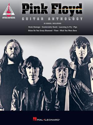 Pink Floyd - Guitar Anthology - Floyd, Pink