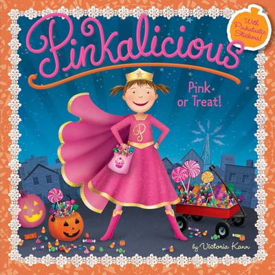 Pinkalicious: Pink or Treat! -