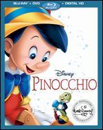 Pinocchio [Blu-ray/DVD] [2 Discs]