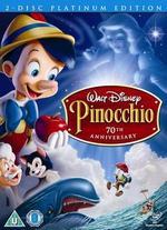 Pinocchio [Platinum Edition] [2 Discs]