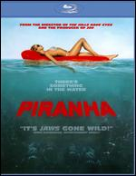 Piranha [Blu-ray] - Alexandre Aja