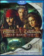 Pirates of Caribbean: Dead Man's Chest [Blu-ray] - Gore Verbinski