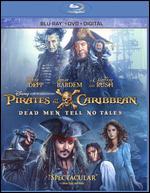 Pirates of the Caribbean: Dead Men Tell No Tales [Includes Digital Copy] [Blu-ray/DVD] - Espen Sandberg; Joachim Rønning