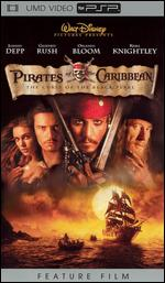 Pirates of the Caribbean: The Curse of the Black Pearl [UMD] - Gore Verbinski