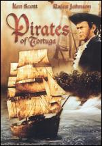 Pirates of Tortuga - Robert D. Webb