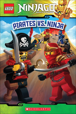 Pirates vs. Ninja - West, Tracey