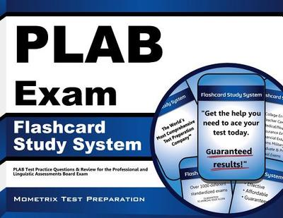 Plab Exam Flashcard Study System: Plab Test Practice Questions & Review for the Professional and Linguistic Assessments Board Exam - Editor-Plab Exam Secrets