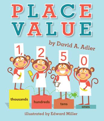 Place Value - Adler, David a