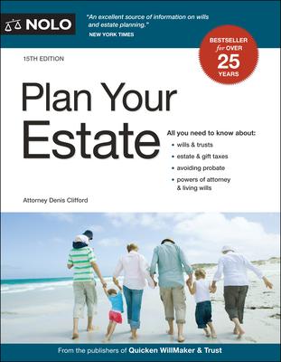 Plan Your Estate - Clifford, Denis