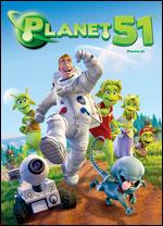 Planet 51 [French] - Jorge Blanco