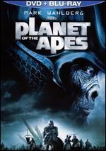 Planet of Apes [2 Discs] [Blu-ray/DVD] - Tim Burton