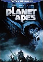 Planet of Apes [2 Discs] [Blu-ray/DVD] - Tim Burton
