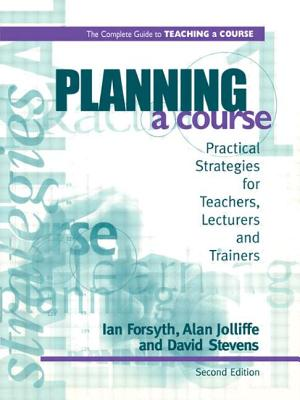 Planning a Course 2nd Ed - Forsyth