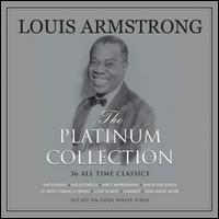 Platinum Collection [2017] [White Vinyl] - Louis Armstrong
