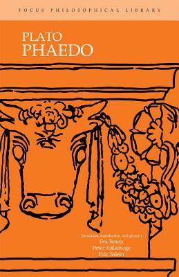Plato's Phaedo - Brann, Eva T