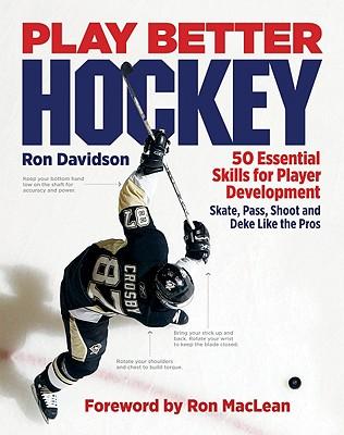 Play Better Hockey - Davidson, Ron