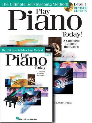 Play Piano Today!: A Complete Guide to the Basics: The Ultimate Self-Teaching Method! - Hal Leonard Publishing Corporation (Creator)