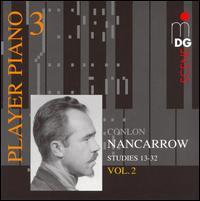 Player Piano 3: Conlon Nancarrow Vol. 2 - Studies 13-32 - Conlon Nancarrow (player piano)