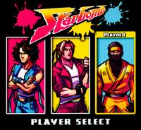 Player Select - Starbomb