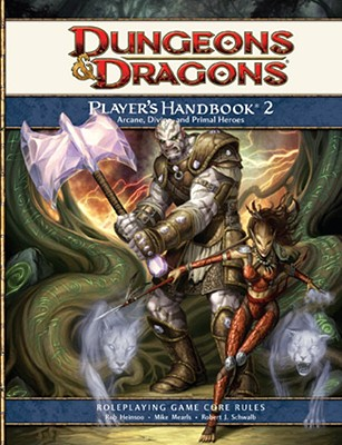 Player's Handbook 2 - Crawford, Jeremy, and Mearls, Mike, and Wyatt, James