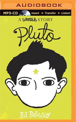 Pluto: A Wonder Story - Palacio, R J, and Merriman, Scott (Read by)