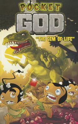 Pocket God Volume 1 Tp (Digest Variant) - Burns, Jason M, and Mallado, Rolando