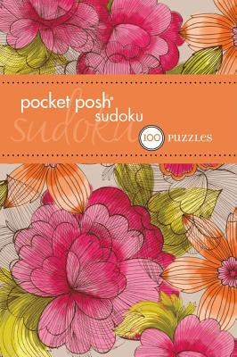 Pocket Posh Sudoku 16: 100 Puzzles - The Puzzle Society
