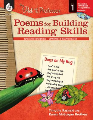Poems for Building Reading Skills, Level 1 - Rasinski, Timothy V, PhD, and McGuigan Brothers, Karen, and Van Dixhorn, Brenda A (Contributions by)