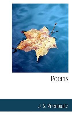 Poems - Prenowitz, J S