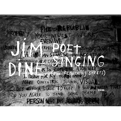 Poet Singing: The Flowering Sheets - Dine, Jim (Illustrator), and Michener, Diana (Contributions by), and Steidl, Gerhard (Contributions by)