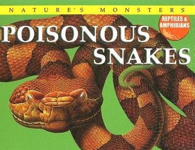 Poisonous Snakes - Lewis, Brenda Ralph
