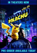 Pokémon Detective Pikachu [Includes Digital Copy] [4K Ultra HD Blu-ray/Blu-ray]