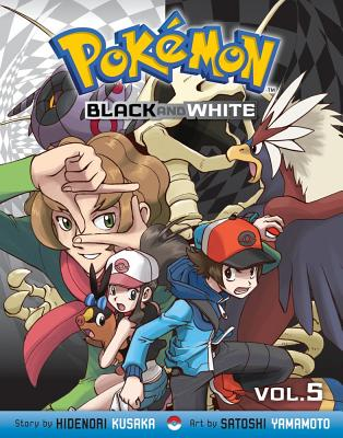 Pokemon Black and White, Vol. 5 - Kusaka, Hidenori