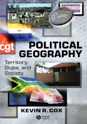 Political Geography: The Essential Readings - Cox, Kevin R, Professor, PhD, and Cox, Baggy