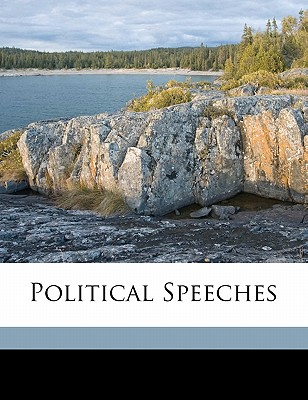 Political Speeches - Wade, Benjamin Franklin