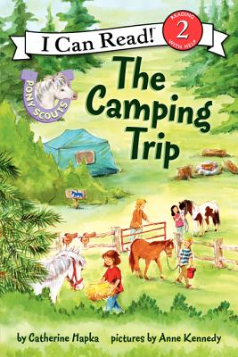 Pony Scouts: The Camping Trip - Hapka, Catherine