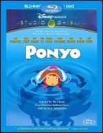 Ponyo [2 Discs] [Blu-ray/DVD]